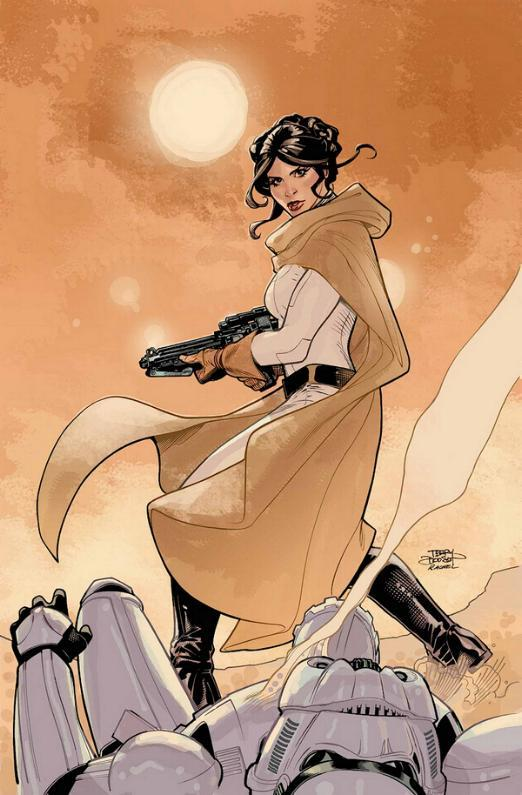 Marvel Comics US - Star Wars: Princess Leia Le0510