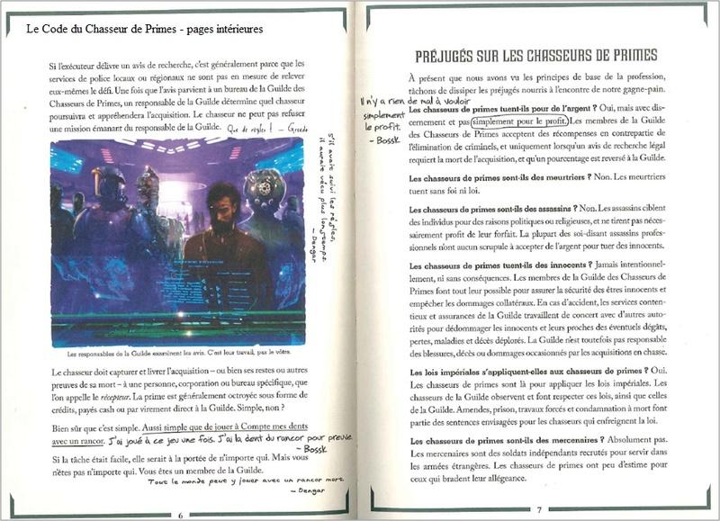 The Bounty Hunter Code - Le Code du Chasseur de Primes Le_cod10