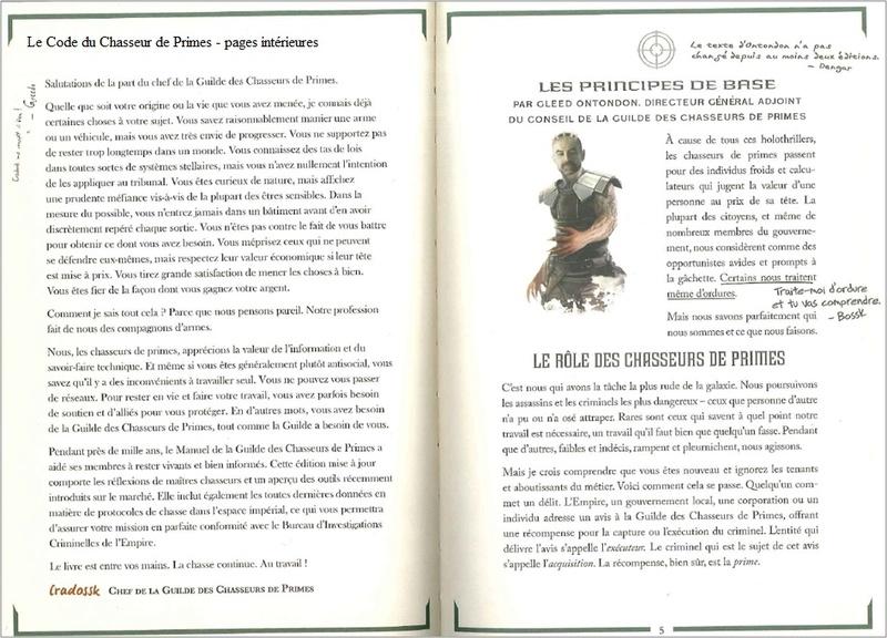 The Bounty Hunter Code - Le Code du Chasseur de Primes Le_cod11