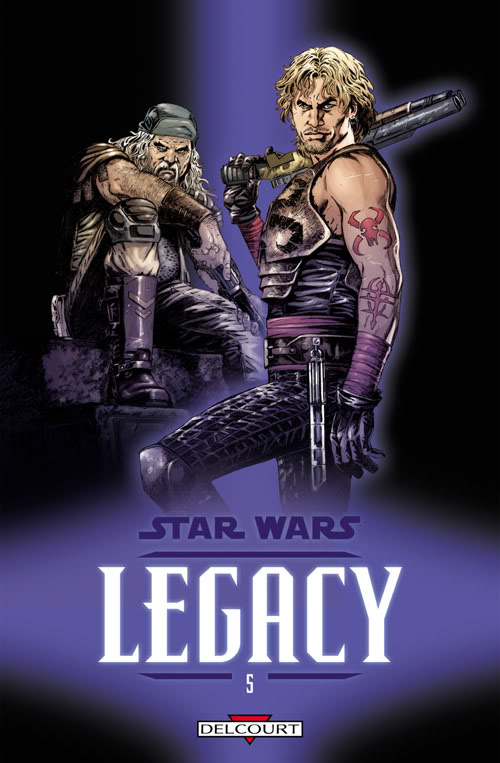 COLLECTION STAR WARS - LEGACY Legacy10