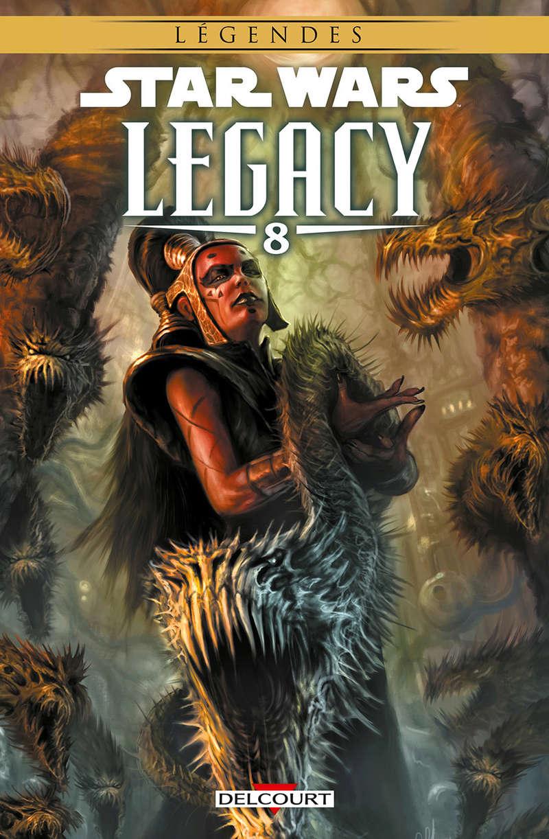 Star Wars - Legacy 8. Monstre Legacy51