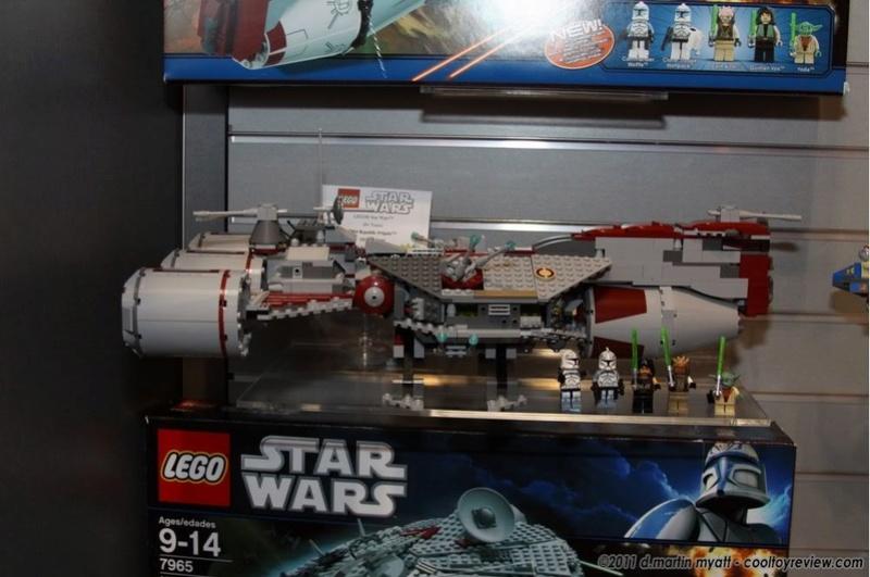 LEGO STAR WARS - 7964 - Frégate de la république Lego-f10