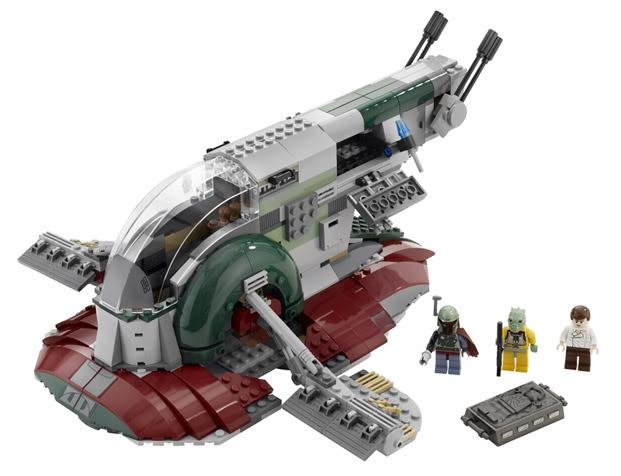 LEGO STAR WARS - 8097 - Slave I Lego-s10