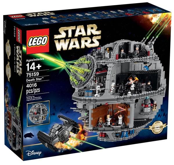 LEGO Star Wars - 75159 - UCS Death Star. Lego-s31