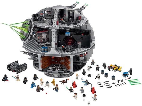LEGO Star Wars - 75159 - UCS Death Star. Lego-s32