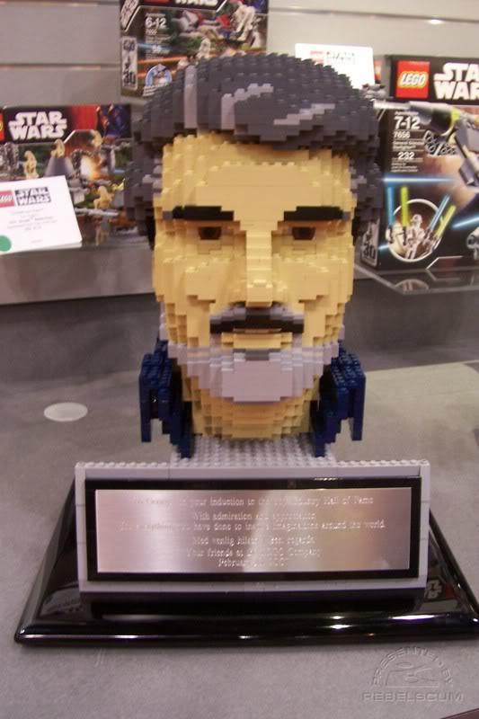 Création 1/1 et grandes tailles LEGO Lego110