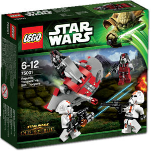LEGO STAR WARS - 75001 - Republic Troopers vs. Sith Troopers Lego2014
