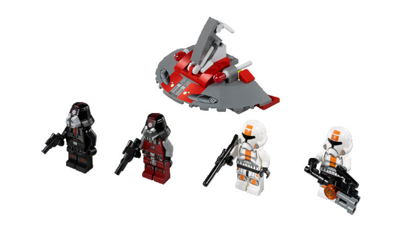 LEGO STAR WARS - 75001 - Republic Troopers vs. Sith Troopers Lego2015