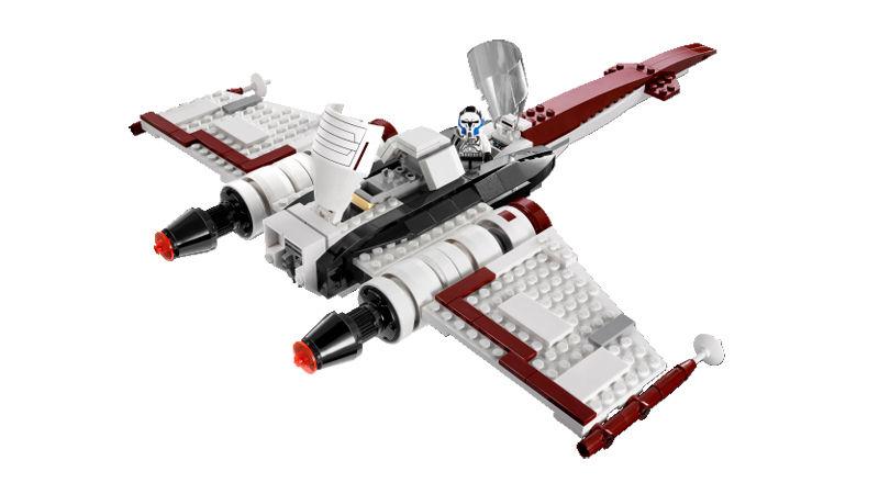 LEGO STAR WARS - 75004 - Z-95 Headhunter  Lego2017