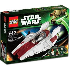 LEGO STAR WARS - 75003 - A-Wing Starfighter Lego2018