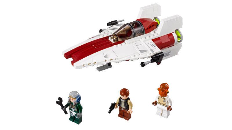 LEGO STAR WARS - 75003 - A-Wing Starfighter Lego2019