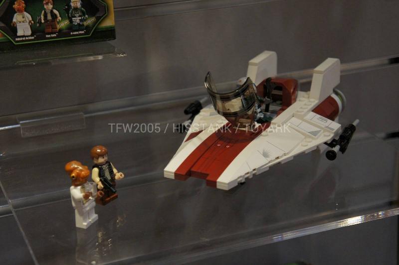 LEGO STAR WARS - 75003 - A-Wing Starfighter Lego2020