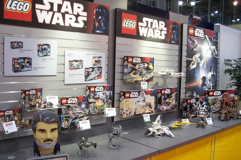 Création 1/1 et grandes tailles LEGO Lego210