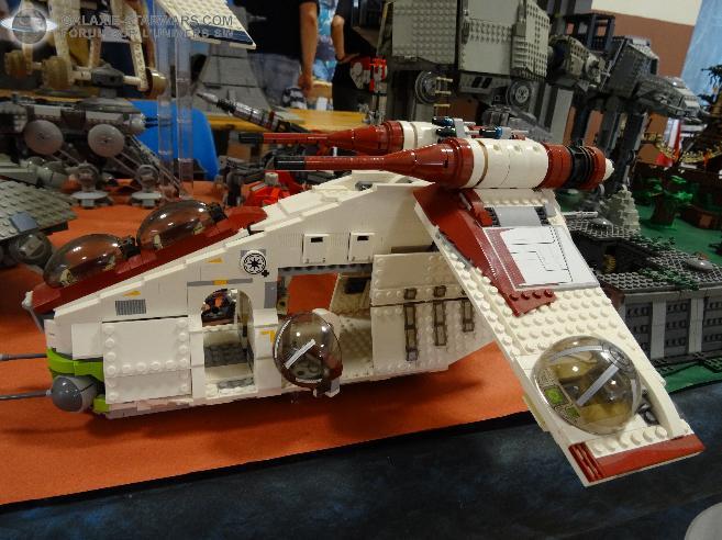 Salon des Geeks 2016 - 10/11 Sept. - Velaine-en-Haye (54)  Lego_310