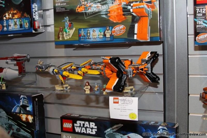 LEGO STAR WARS - 7962 - Anakin & Sebulba Podracers  Legopo11