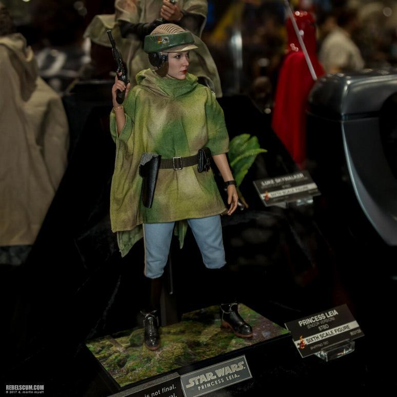 Hot Toys Star Wars - Princess Leia Endor Sixth Scale Figure Leia_e16