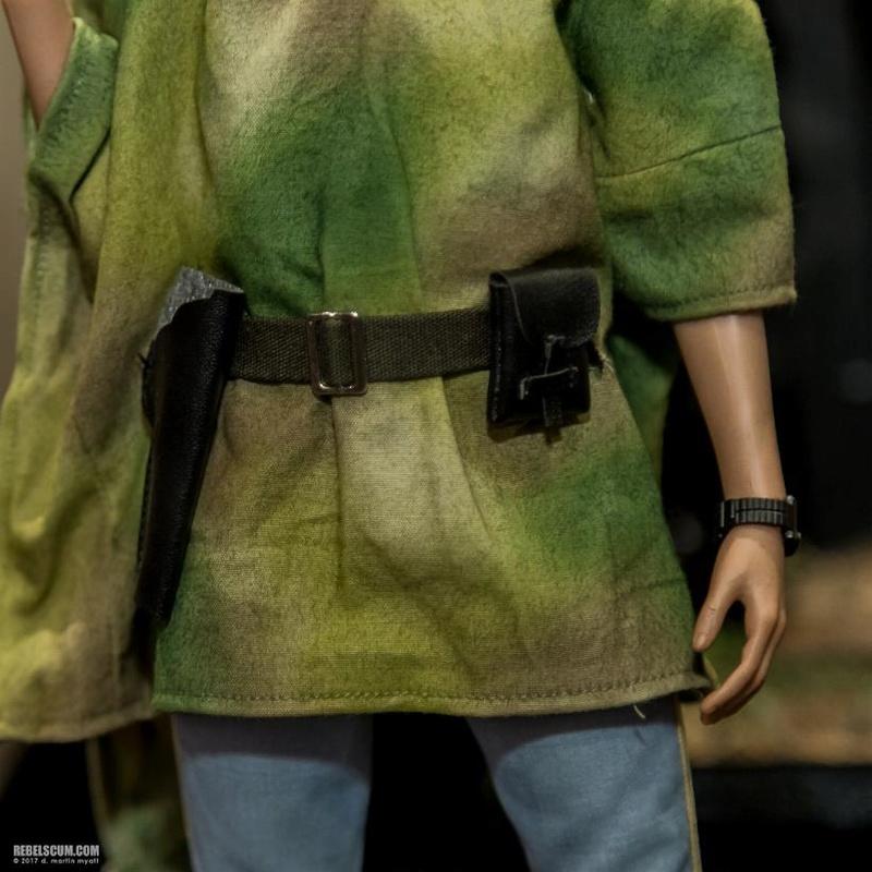 Hot Toys Star Wars - Princess Leia Endor Sixth Scale Figure Leia_e23