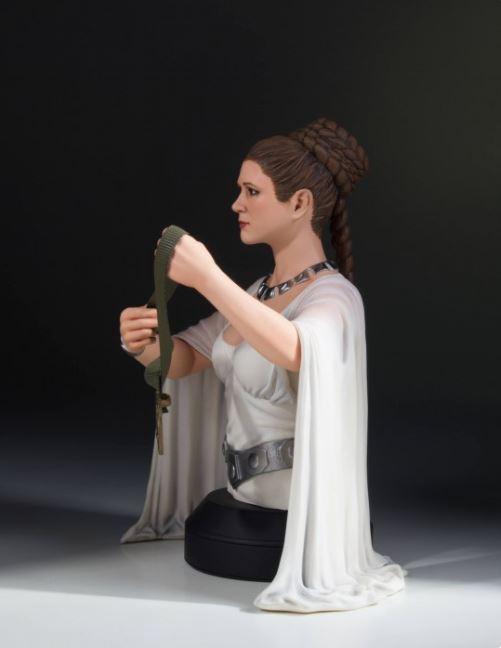 Gentle Giant - Leia Hero of Yavin Mini-Bust Leia_h11