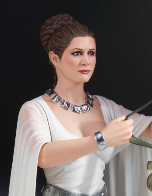 Gentle Giant - Leia Hero of Yavin Mini-Bust Leia_h17