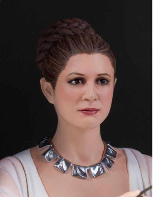 Gentle Giant - Leia Hero of Yavin Mini-Bust Leia_h18