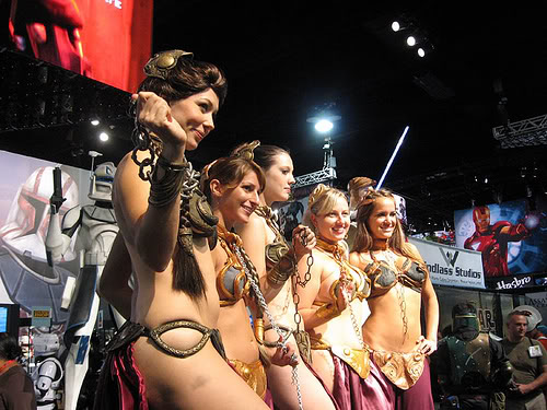 STAR WARS au Comic-Con International San Diego Leiagr10