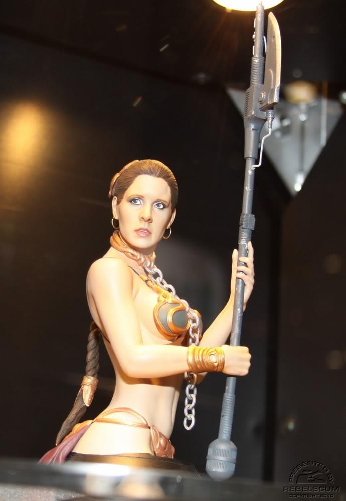 Gentle Giant - Leia Slave Buste  - Page 2 Leiasl16