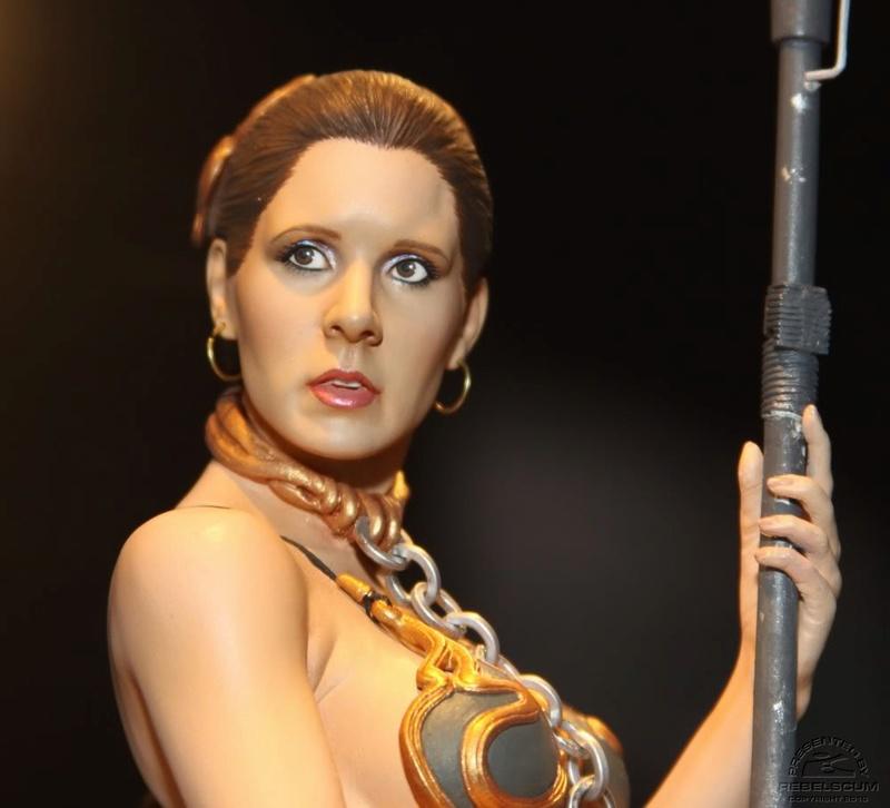 Gentle Giant - Leia Slave Buste  - Page 2 Leiasl17