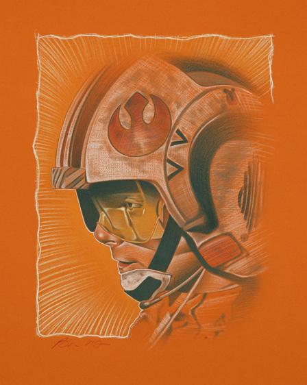 Artwork Star Wars - ACME - Like Beggar's Canyon Likebe10