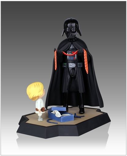 Gentle Giant - Darth Vader and Son Maquette Box Set  Little11