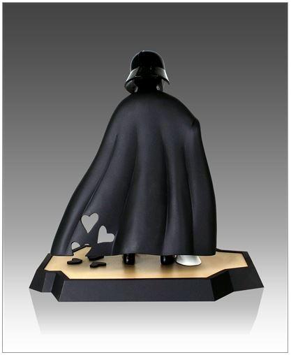Gentle Giant -Darth Vader's Little Princess Maquette Box Set Little18