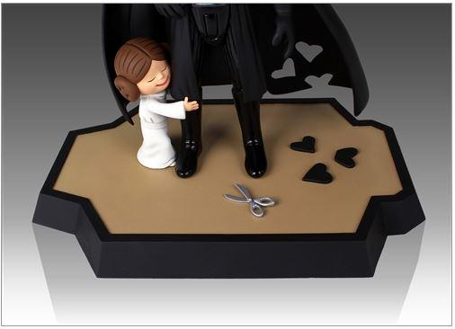 Gentle Giant -Darth Vader's Little Princess Maquette Box Set Little19