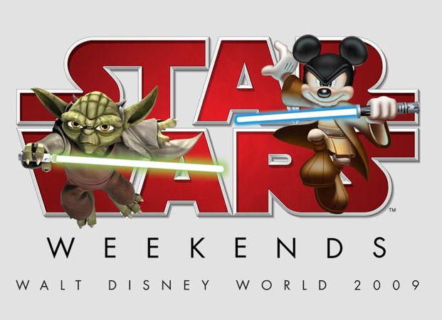 Star Wars Weekends 2009 Disney's Hollywood Studios Logo0111