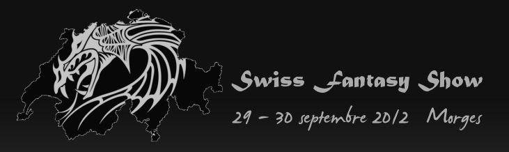Swiss Fantasy Show - 29/30 Septembre 2012 Morges (CH) Logo11