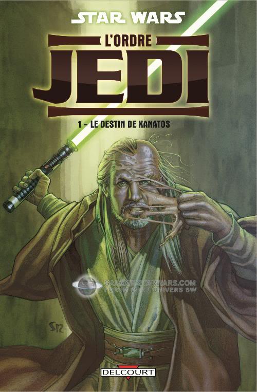 Star Wars - Jedi : The Dark Side / Star Wars: L'Ordre Jedi 1 - Page 2 Lordre10