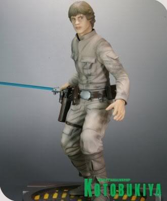 Kotobukiya - Luke Skywalker ARTFX Statue Luke-s10