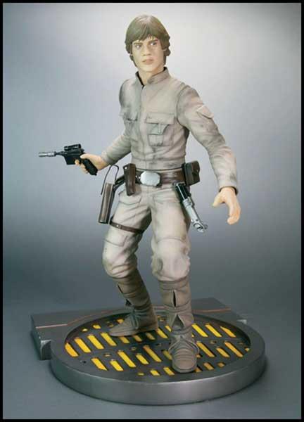 Kotobukiya - Luke Skywalker ARTFX Statue Luke-s11