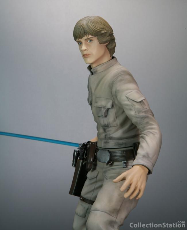Kotobukiya - Luke Skywalker ARTFX Statue Luke-s12