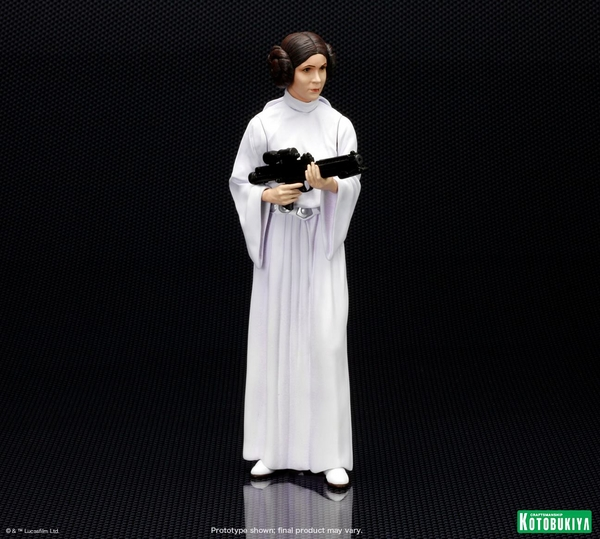 Kotobukiya - Luke & Leia A New Hope - ARTFX+ Statues 2 packs Luke_l15