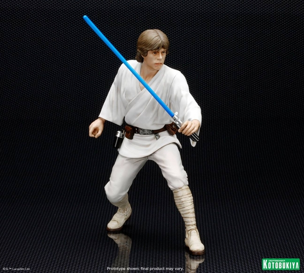 Kotobukiya - Luke & Leia A New Hope - ARTFX+ Statues 2 packs Luke_l17