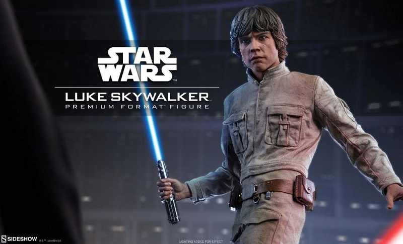 Sideshow Collectibles - Luke Skywalker Premium Format (2017) Luke_p10