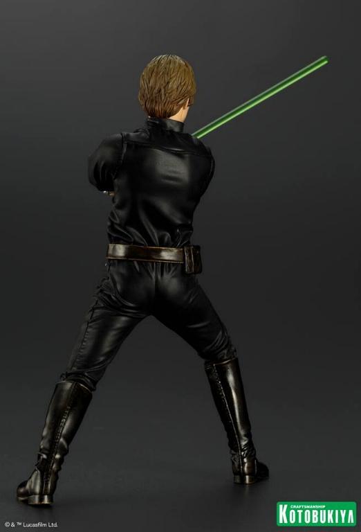 Kotobukiya Star Wars ROTJ Luke Skywalker Jedi Knight ARTFX+ Luke_r15