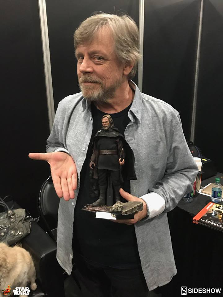 HOT TOYS - The Last Jedi - Luke Jedi Exile 1/6 scale figure Luke_t11