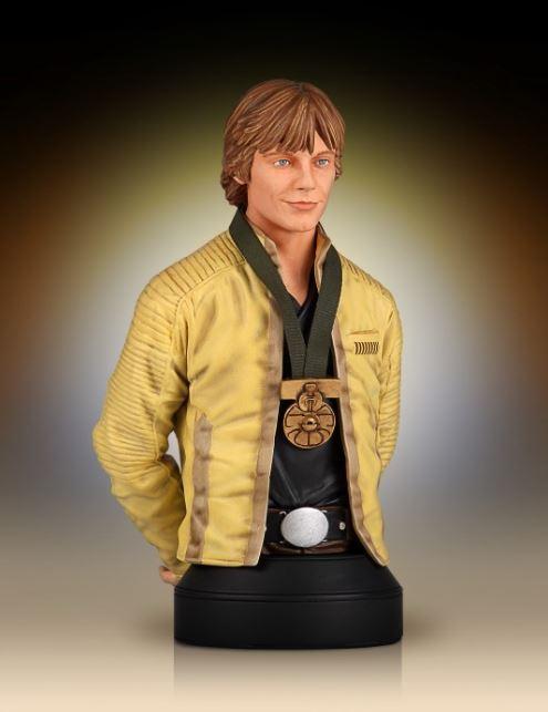 Gentle Giant - Luke Skywalker Hero of Yavin Mini Bust  Luke_y10