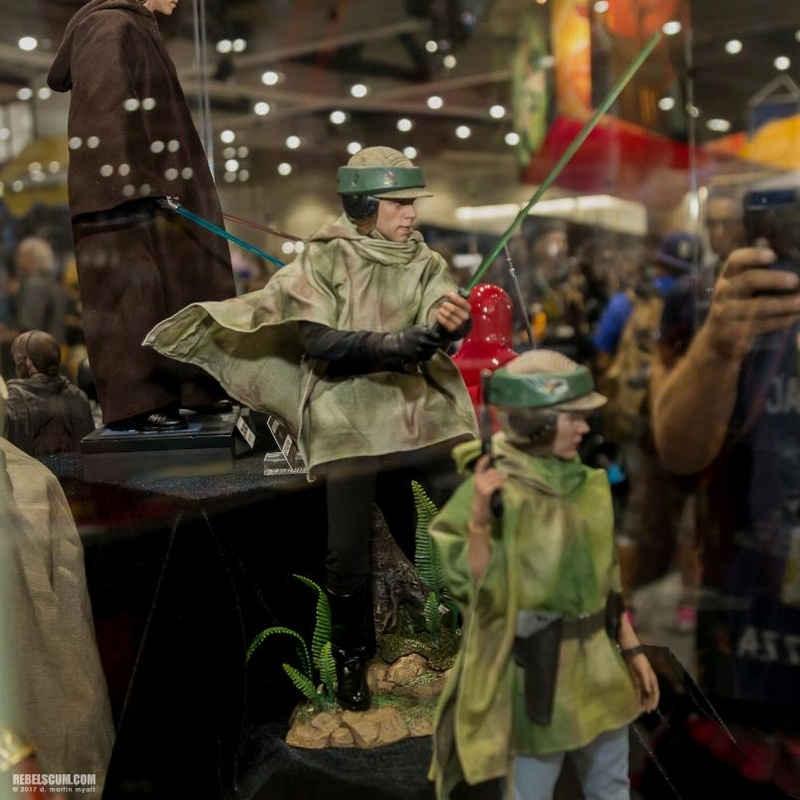 Hot Toys Star Wars Luke Skywalker ROTJ (Endor) 1/6 Lukeen12