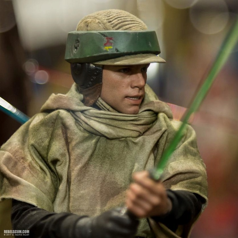 Hot Toys Star Wars Luke Skywalker ROTJ (Endor) 1/6 Lukeen13
