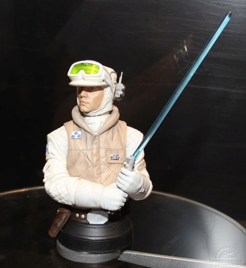 Gentle Giant - Luke Skywalker Hoth Mini Bust Lukeho14