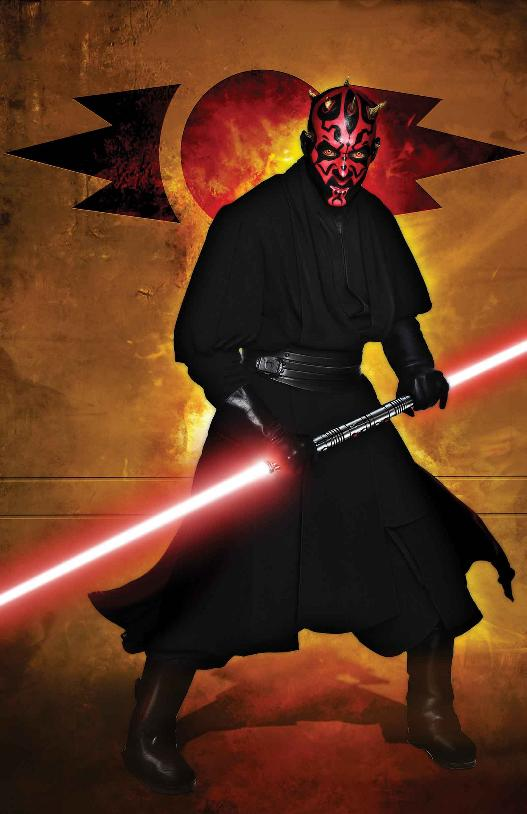 Marvel comics US Star Wars Darth Maul M01b10