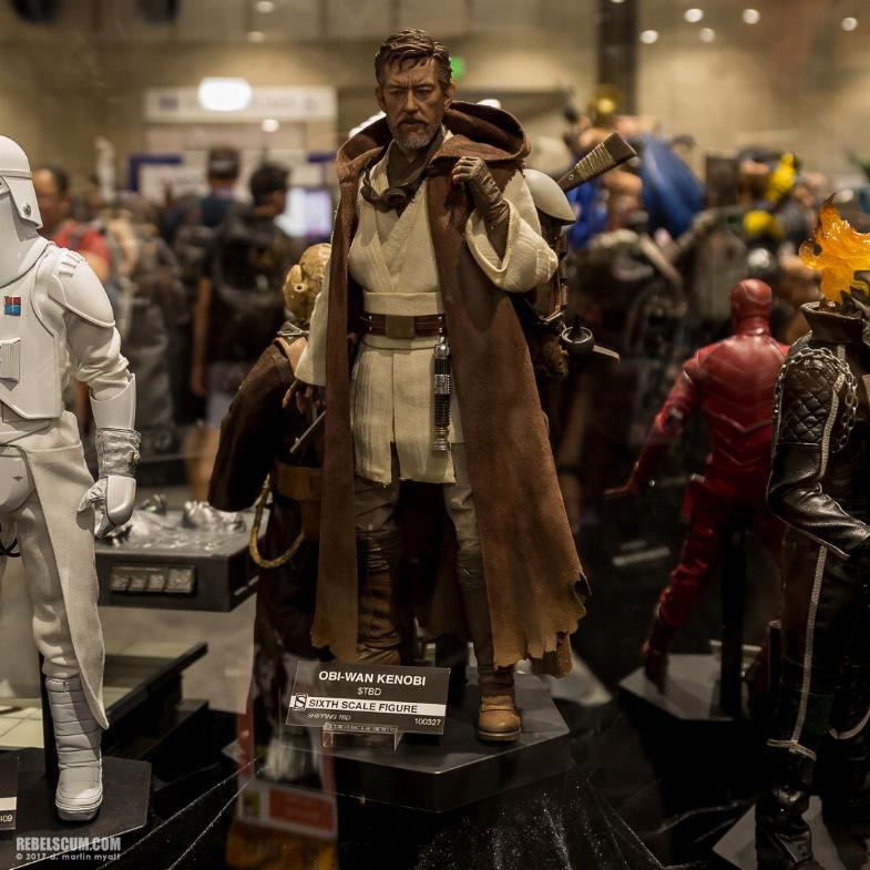 Sideshow Star Wars Mythos Obi-Wan Kenobi Sixth Scale (2017)  M01i10