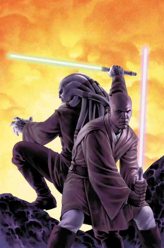 MARVEL US - Star Wars: Jedi of the Republic — Mace Windu M0210