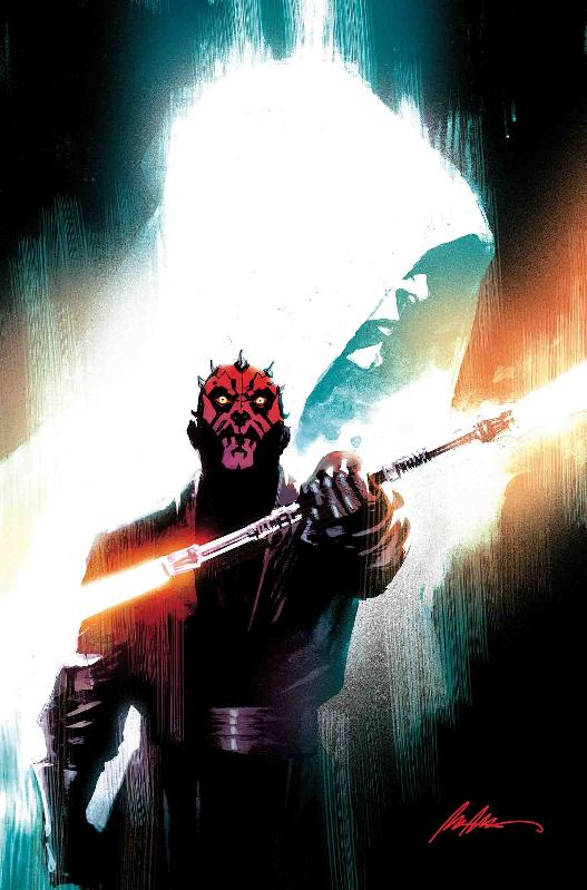 Marvel comics US Star Wars Darth Maul M0211
